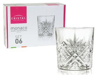 Набор стаканов 6шт 254мл Monaco