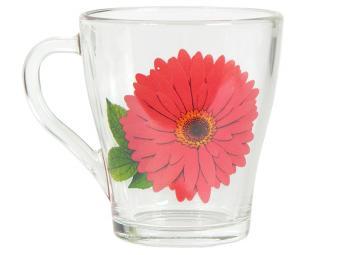 Кружка ''Грация'' Коллекция цветов 250мл