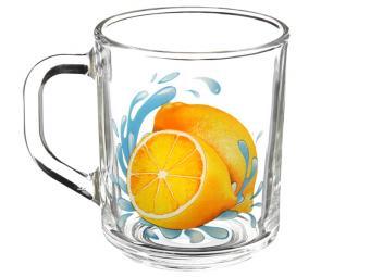 Кружка ''Green tea'' Лимон К 200мл