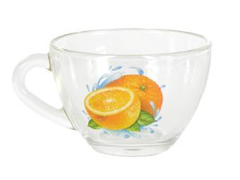 Кружка ''Прага'' Апельсин К 200мл