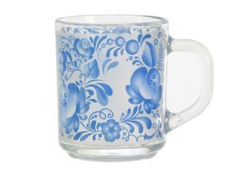 Кружка ''Gren tea'' Русские узоры 1 круговая 200мл