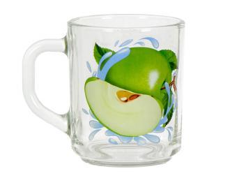 Кружка ''Green tea'' Яблоко зеленое К 200мл