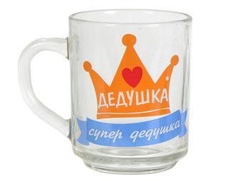 Кружка ''Gren tea'' Супер-семейка 200мл