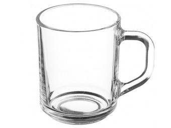 Кружка ''Gren tea'' 200мл прозрачная без рисунка