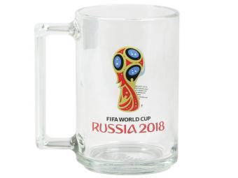 Кружка 320мл ''Фитнес'' Эмблема FIFA