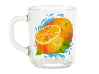 Кружка ''Gren tea'' Апельсин К 200мл