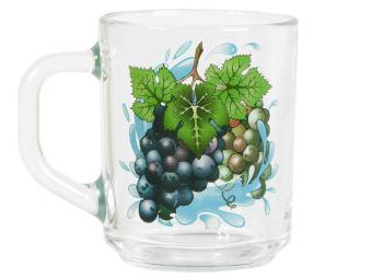 Кружка ''Gren tea'' Виноград К 200мл