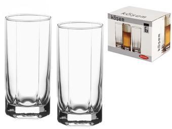 Набор стаканов ''Kosem'' 395мл 6шт