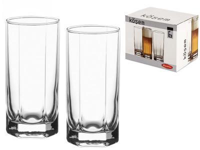 Набор стаканов ''Kosem'' 395мл 6шт Pasabahce