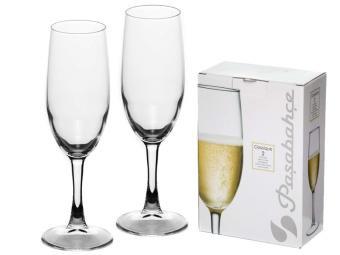 Набор бокалов для шампанского ''Classique'' 2шт. 250мл