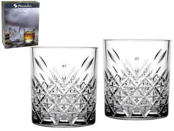 Набор стаканов для виски 4 шт 205 мл TIMELESS