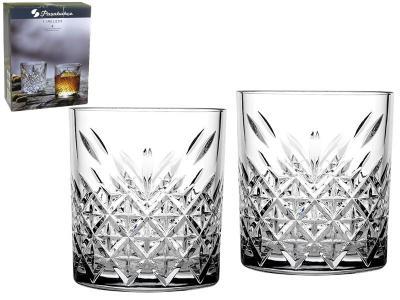 Набор стаканов для виски 4 шт 205 мл TIMELESS Pasabahce