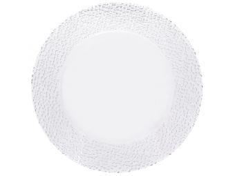 Тарелка Mosaic Grey обеденная 240мм