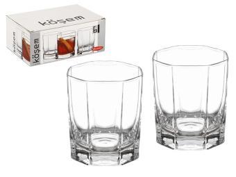 Набор стаканов ''Kosem'' 210мл 6шт
