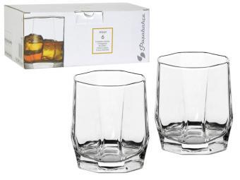 Набор стаканов ''Hisar'' 6шт 60мл