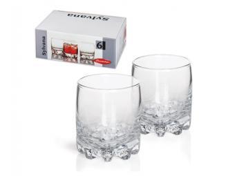 Набор стаканов Sylvana 6шт 190мл