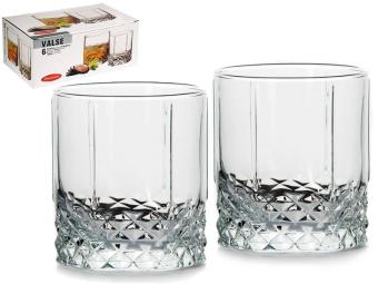 Набор стаканов ''Valse'' 6шт 230 мл
