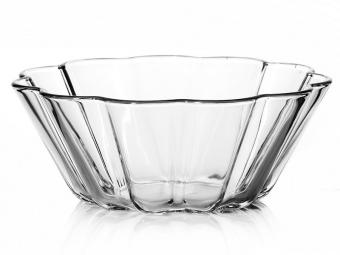 Жаропрочная стеклянная форма для кекса 22см