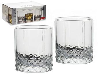 Набор стаканов ''Valse'' 6шт 330мл низкие