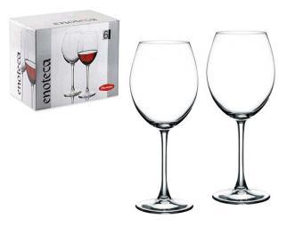 Набор фужеров для красного вина Энотека 420мл 6 шт