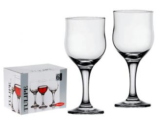 Набор фужеров ''Tulipe'' 6шт вино (v=240)