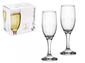 Набор фужеров для шампанского Bistro 190мл 6шт