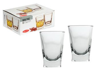 Набор стаканов ''Baltic'' 60мл 6шт