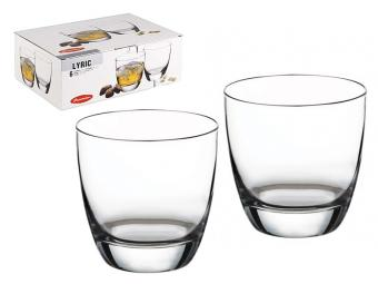 Набор стаканов ''Lyric'' 370мл 6шт