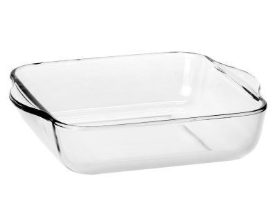 Жаропрочная посуда с ручками 220*220мм Borcam Pasabahce