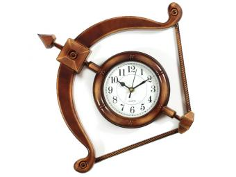 Часы настенные 33.2*33.9*4.4см
