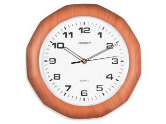 Часы настенные кварцевые Под дерево