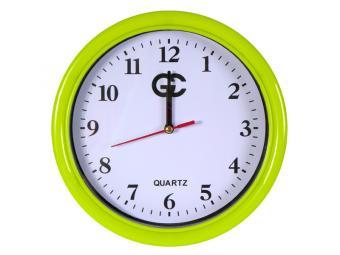 Часы настенные Яркие 20,5см