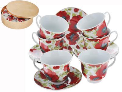 Чайный набор 12 предметов ВК-5976 Bekker