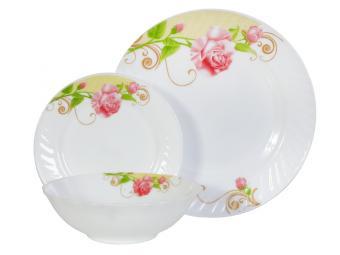 Набор столовой посуды 13пр стеклокерамика