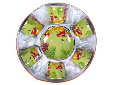 Чайный набор 12пр Фрукты