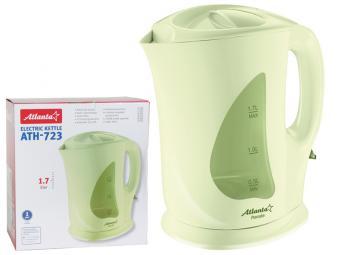 Чайник электрический 1,7л Parade ATH-723 green
