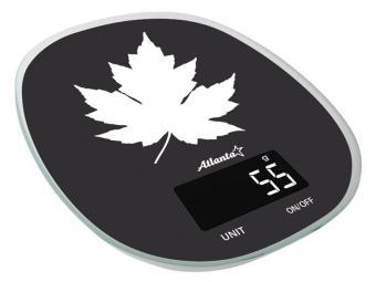 Весы кухонные электронные ATH-6209