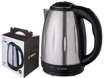 Чайник 1,8л нерж Hottek HT-971-001 2200вт