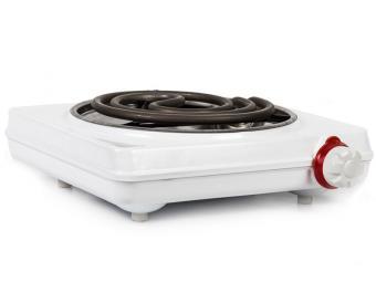 Плита электрическая Мастерица 1 комфорка, белая