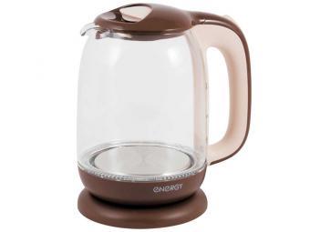 Чайник эл. 1,7л ENERGY E-281 стеклянный