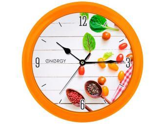 Часы настенные кварцевые ENERGY EC-111 Специи
