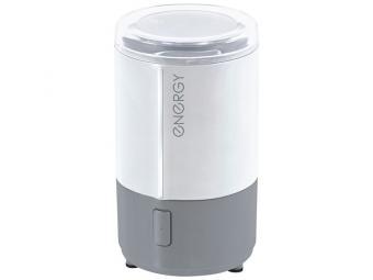 Кофемолка ENERGY EN-107 150Вт белая