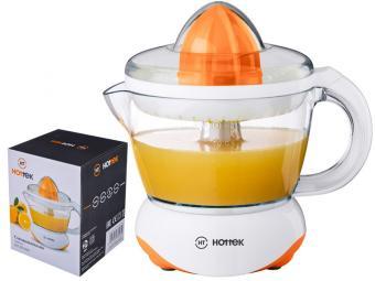 Соковыжималка Hottek ht-978-003 700мл, мощность 25вт, цвет оранжевый