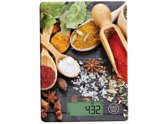Весы кухонные электронные red 190560