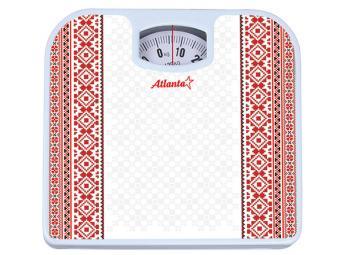 Весы напольные механические ATH-6100red
