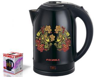 Чайник эл. 2,2л 2200Вт РОС-1007 Хохлома