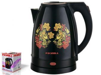 Чайник эл. 2л 2200Вт РОС-1014 Хохлома