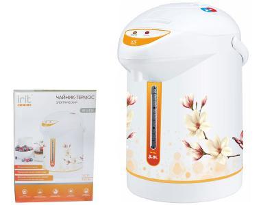 Чайник-термос термопот 3л 750Вт IR-1404 IRIT