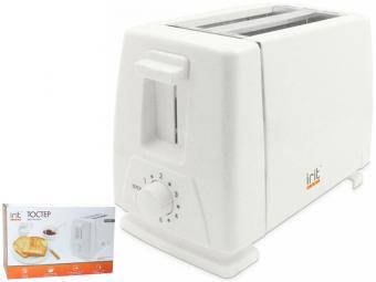 Электротостер 650Вт белый IR-5100