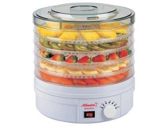Сушилка для овощей и фруктов электрическая ATH-167